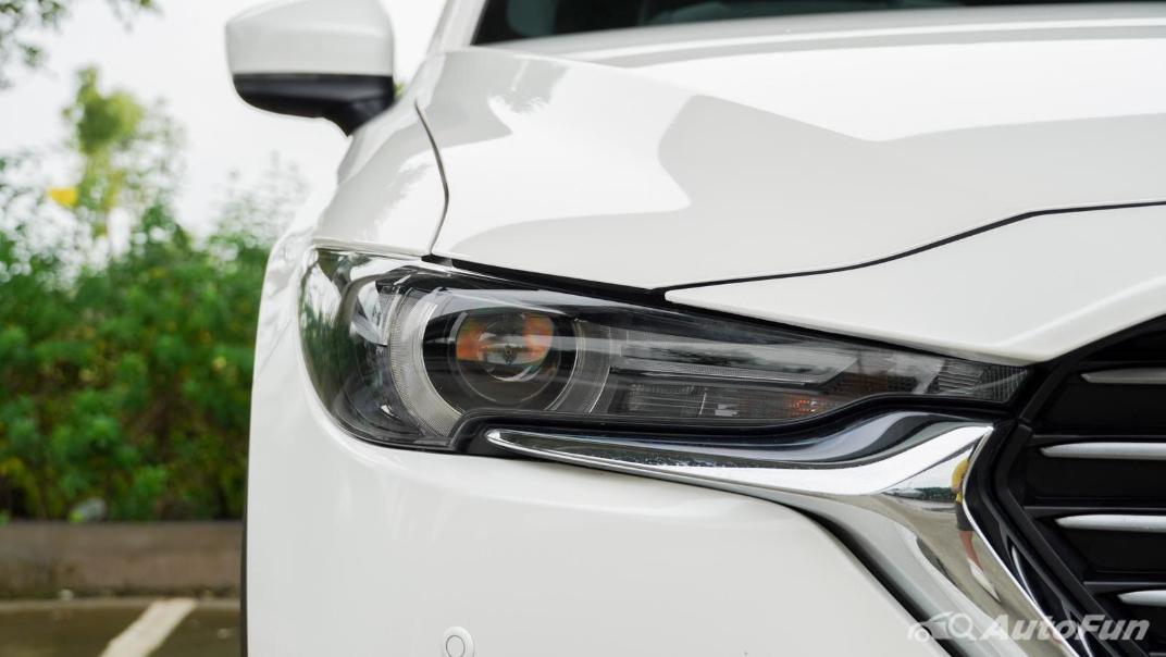 2020 2.5 Mazda CX-8 Skyactiv-G SP Exterior 015