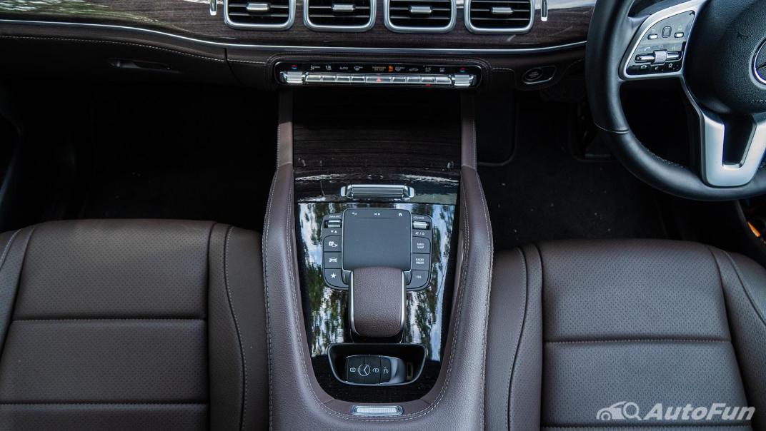 2021 Mercedes-Benz GLE-Class 350 de 4MATIC Exclusive Interior 018
