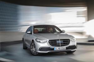 5 นวัตกรรมใหม่ 2021 Mercedes-Benz S-Class สุดล้ำ