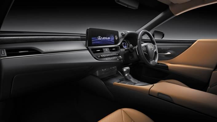 2021 Lexus ES 300h Premium Interior 001