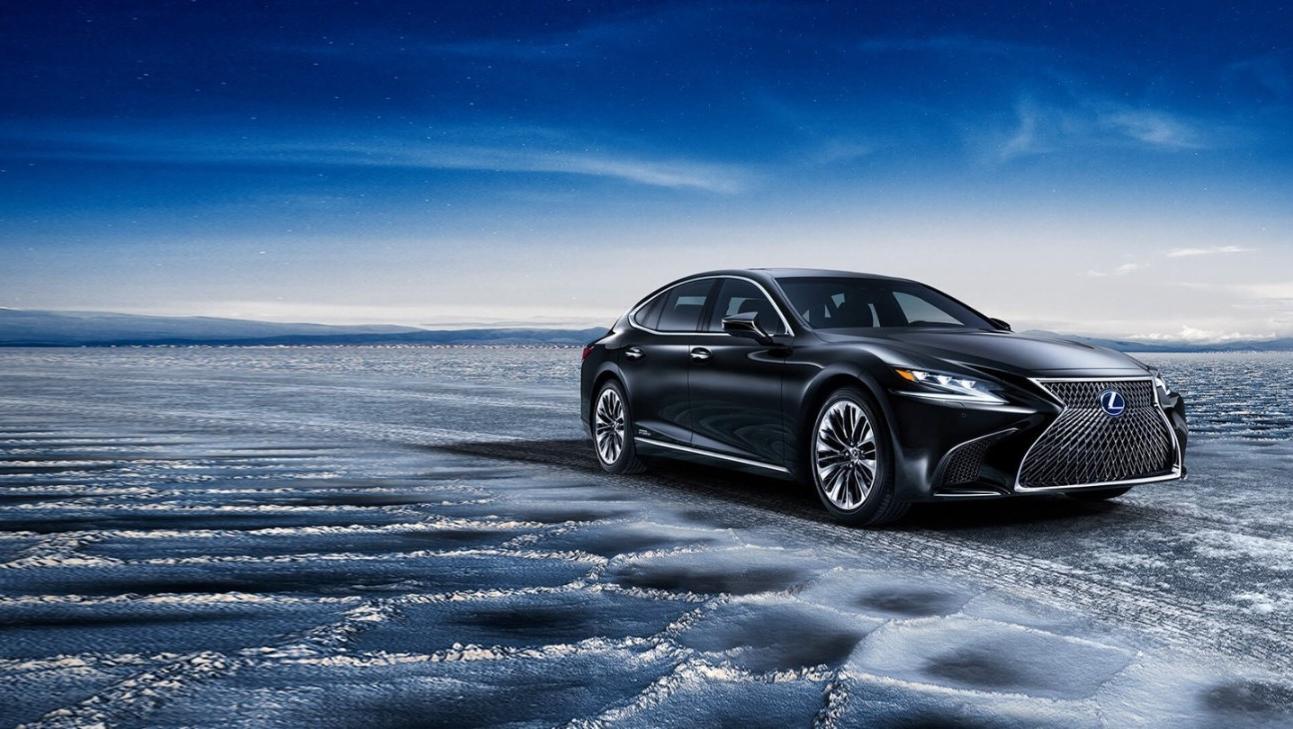 Lexus LS 2020 Exterior 020