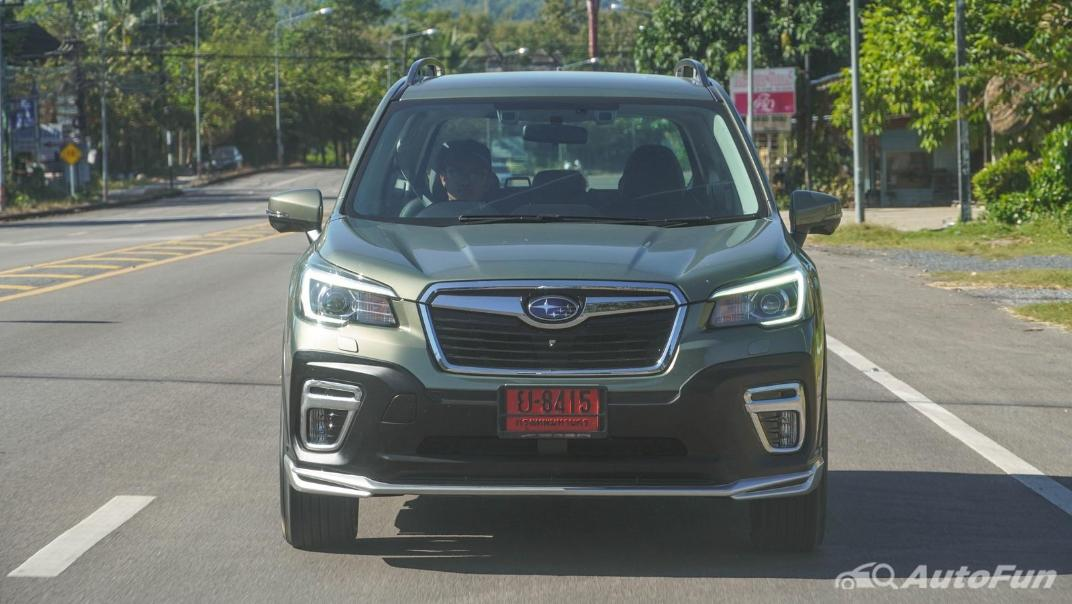 2020 Subaru Forester 2.0i-S EyeSight GT Exterior 045