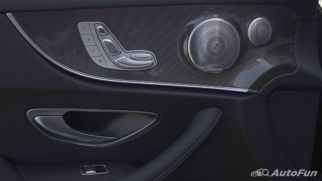 2021 Mercedes-Benz E-Class Cabriolet E 200 AMG Dynamic Interior 059