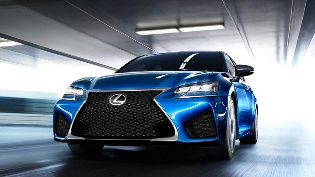 Lexus GS Public 2020 Exterior 001