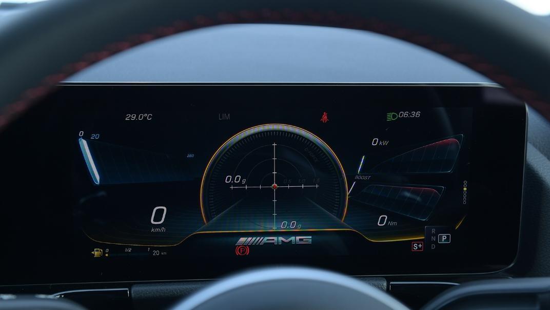 2021 Mercedes-Benz GLA-Class 35 AMG 4MATIC Interior 018