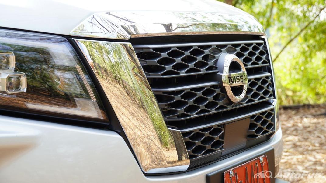 2021 Nissan Navara Double Cab 2.3 4WD VL 7AT Exterior 033