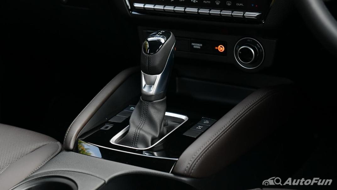 2021 Mazda BT-50 Pro Double Cab 3.0 SP 6AT 4x4 Interior 010