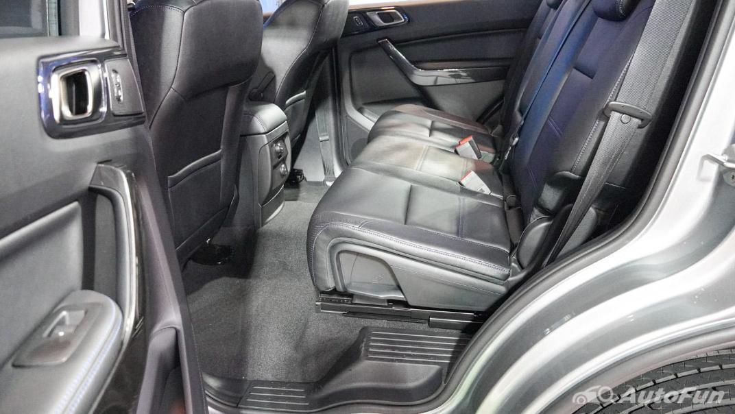 2021 Ford Everest Titanium+ Interior 025