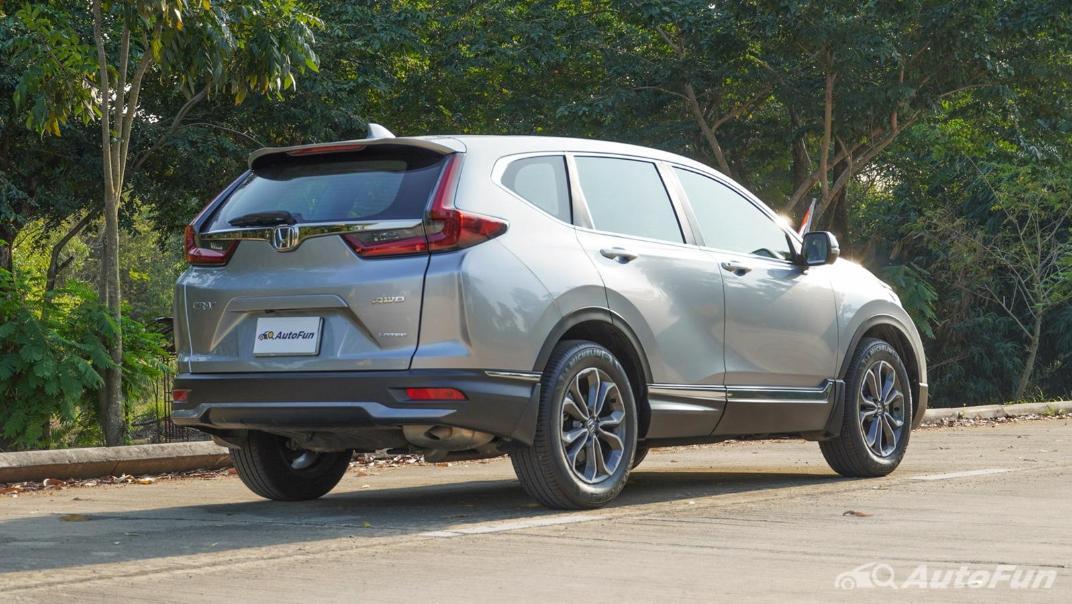 2020 1.6 Honda CR-V DT-EL 4WD Exterior 005