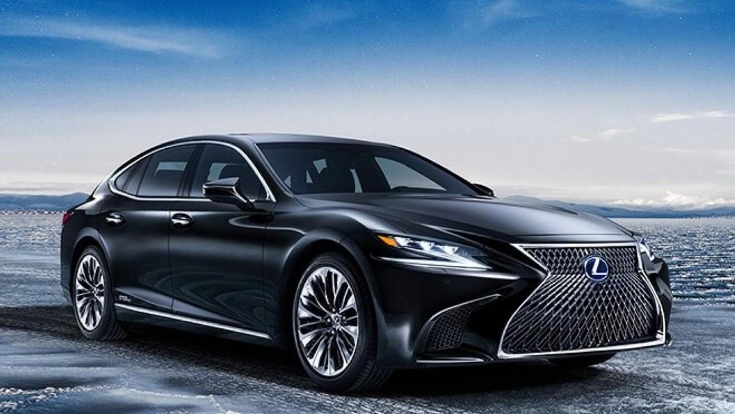 Lexus LS 2020 Exterior 001