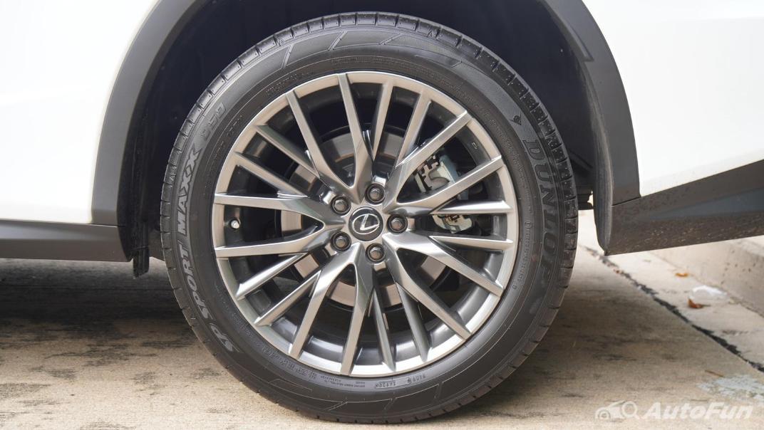 2020 Lexus RX 3.5 350 F Sport Exterior 052