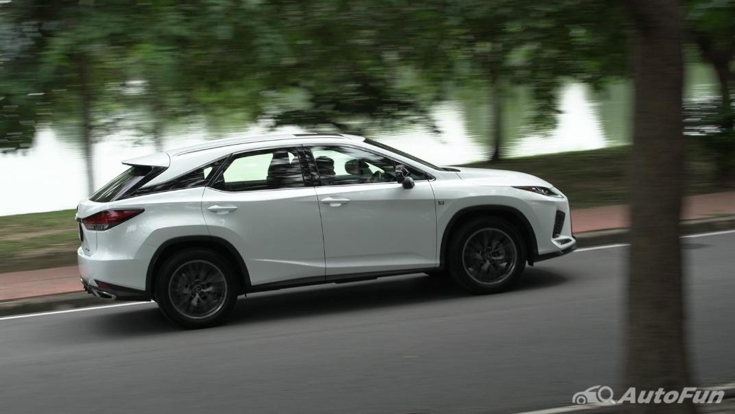 2020 Lexus RX 3.5 350 F Sport Exterior 061