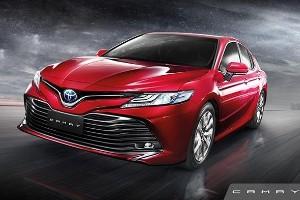 เทียบสเปก 2019 Toyota Camry vs 2019 Honda Accord มิดไซส์ซีดานไฮบริดจากเจ้าตลาด