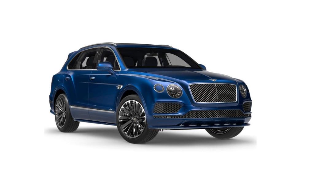 Bentley Bentayga 2020 Others 012