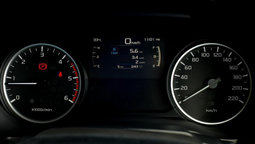 2021 Mazda BT-50 Freestyle cab Upcoming Version Interior 008