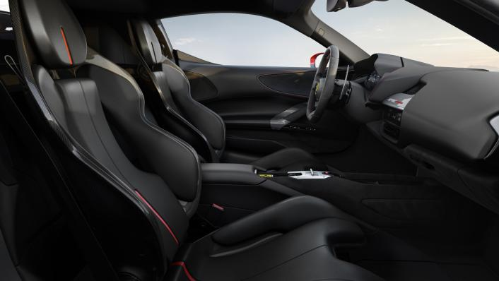 2020 4.0 Ferrari SF90 Stradale V8 Interior 002