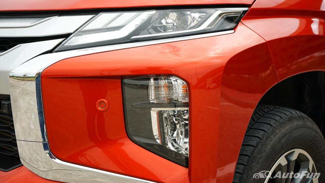 2020 Mitsubishi Triton Double Cab 4WD 2.4 GT Premium 6AT Exterior 014