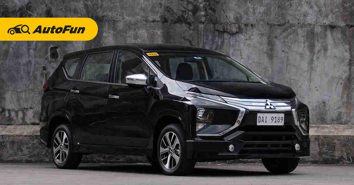 New 2019 Mitsubishi Xpander มิตซูบิชิ เอ็กซ์แพนเดอร์