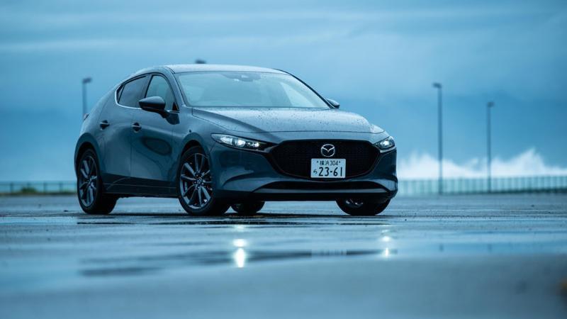 Mazda 3 Skyactiv-X เฮือกสุดท้ายของเครื่องยนต์สันดาป แต่ถ้ามาก็ไม่ใช่คู่แข่งของ Honda Civic Turbo? 02