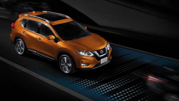 Nissan X-Trail 2020 Exterior 005
