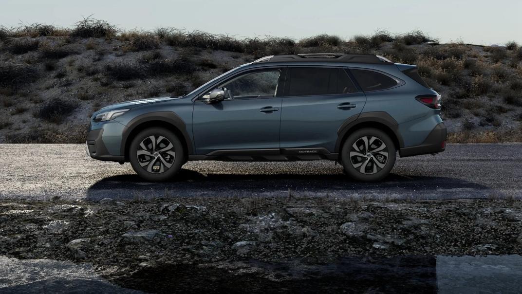 2021 Subaru Outback 2.5i-T EyeSight Exterior 008