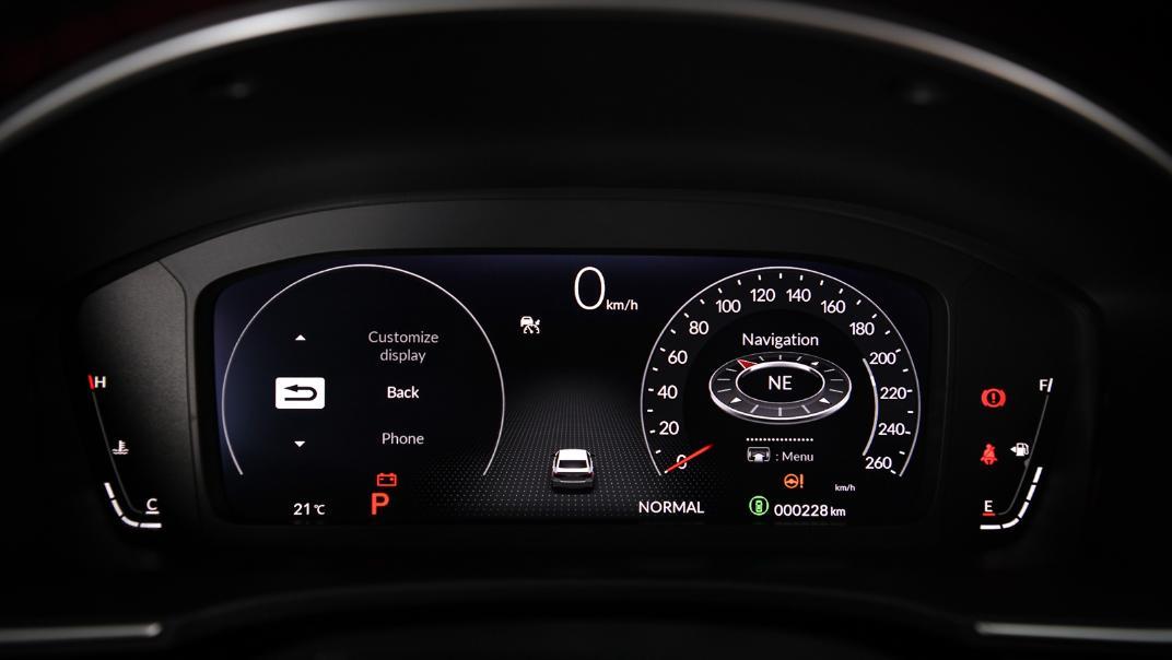 2022 Honda Civic RS Interior 018