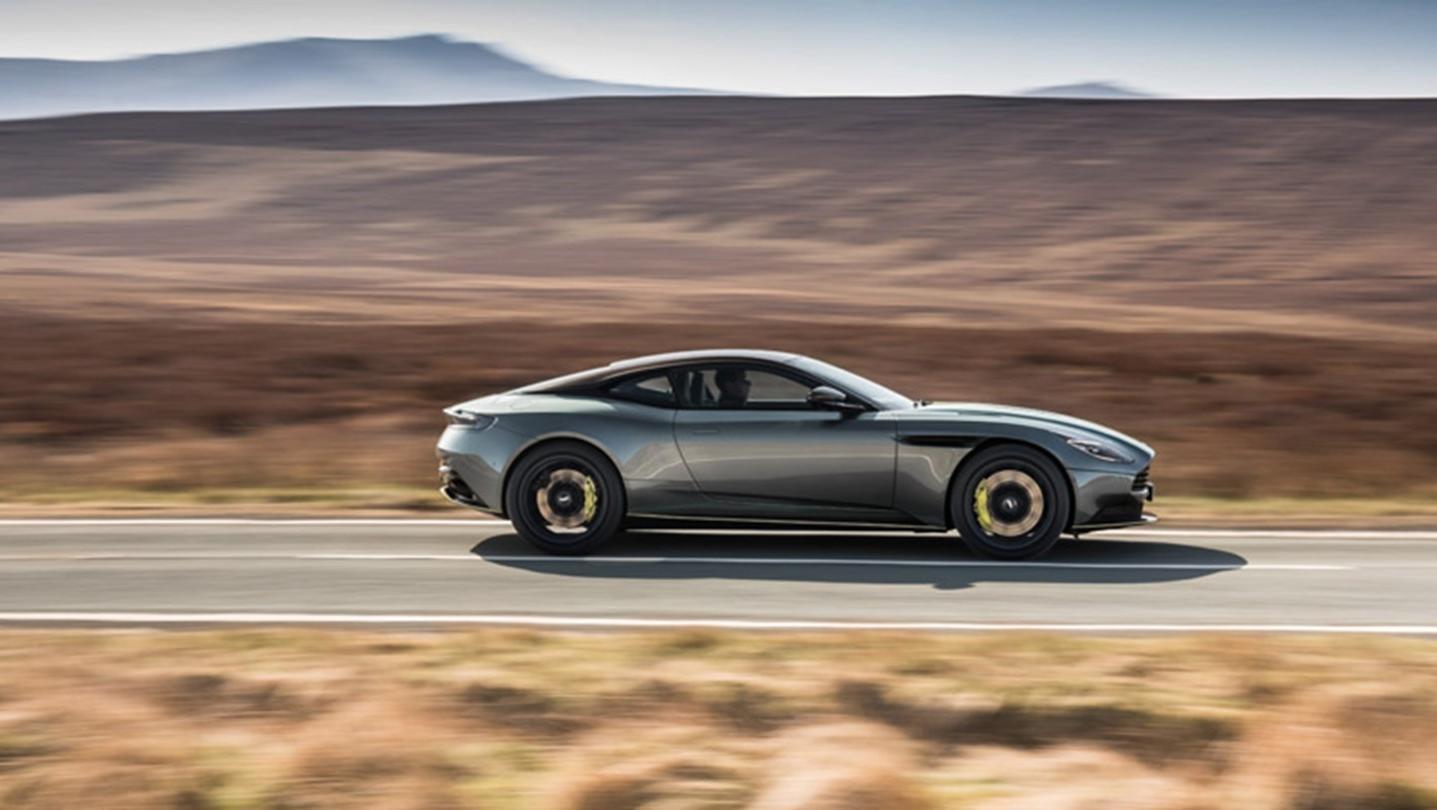 Aston Martin Db11 2020 Exterior 003