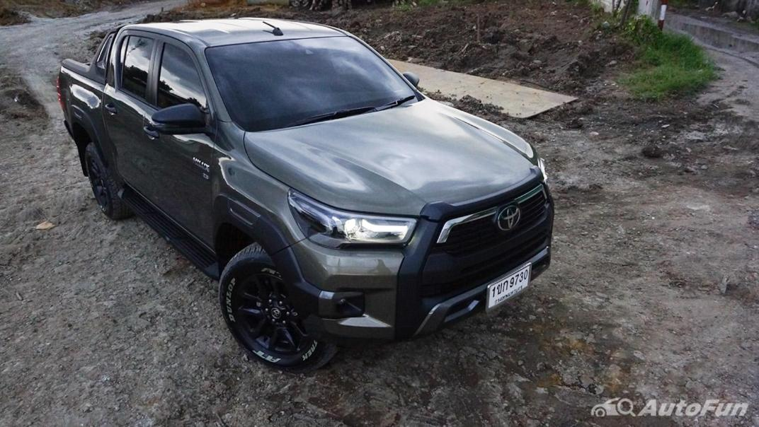 2020 Toyota Hilux Revo Double Cab 4x4 2.8High AT Exterior 019
