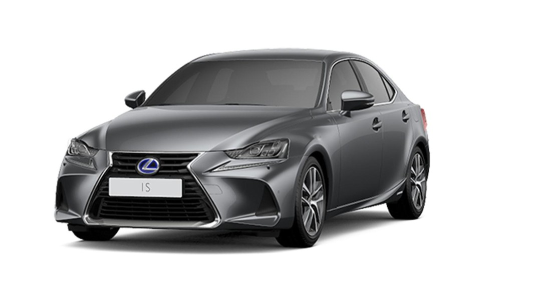 Lexus IS 2020 Exterior 026