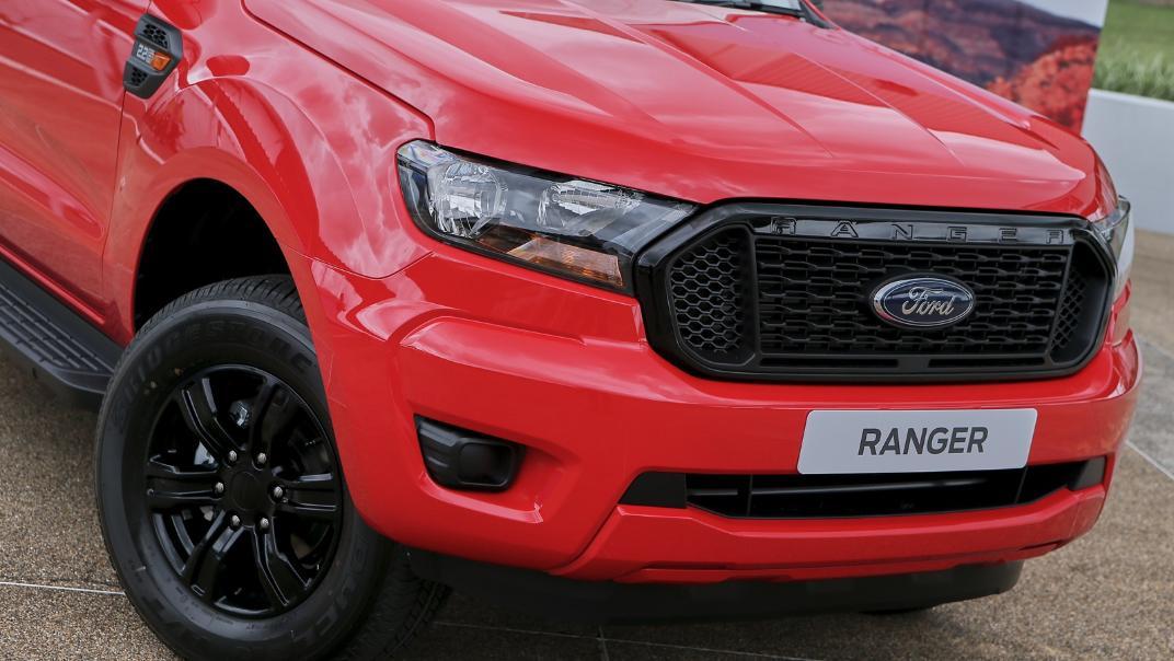 2021 Ford Ranger XL+ Sport Exterior 003