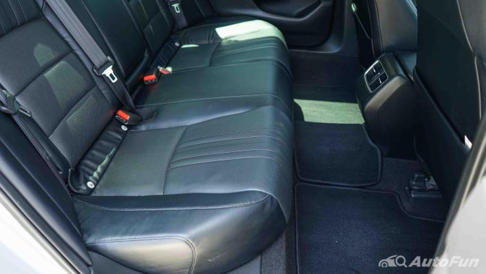 2020 Honda Accord 1.5 Turbo EL Interior 004
