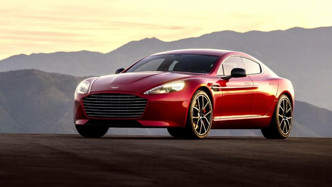 Aston Martin Rapide S 2020 Exterior 005