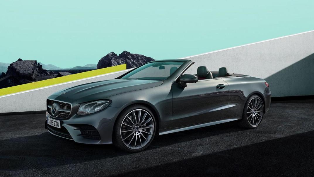 Mercedes-Benz E-Class Cabriolet 2020 Exterior 003