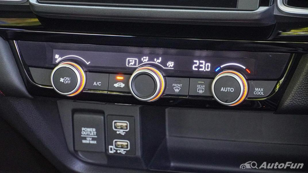 2020 Honda City 1.0 RS Interior 014
