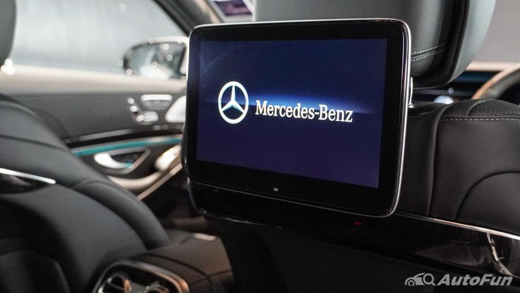 Mercedes-Benz S-Class S 560 e AMG Premium Interior 061
