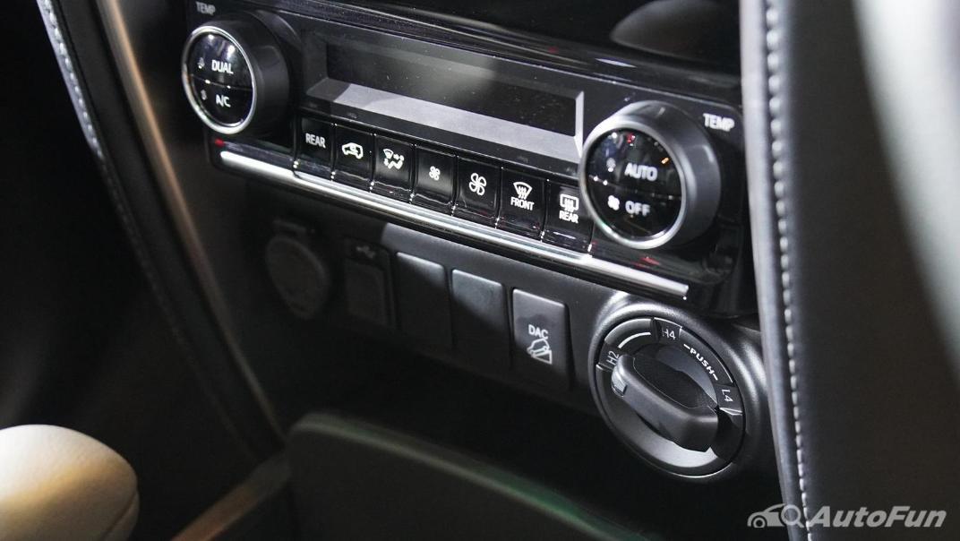 2021 Toyota Fortuner Interior 004