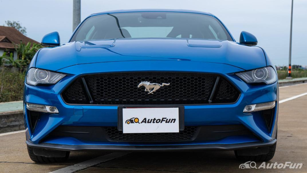 2020 Ford Mustang 5.0L GT Exterior 013