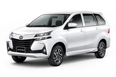2020 Toyota Avanza 1.5E AT