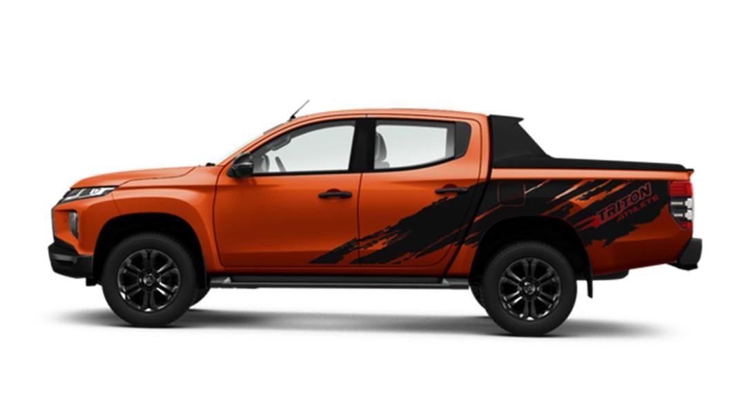 Mitsubishi Triton 2020 Exterior 008