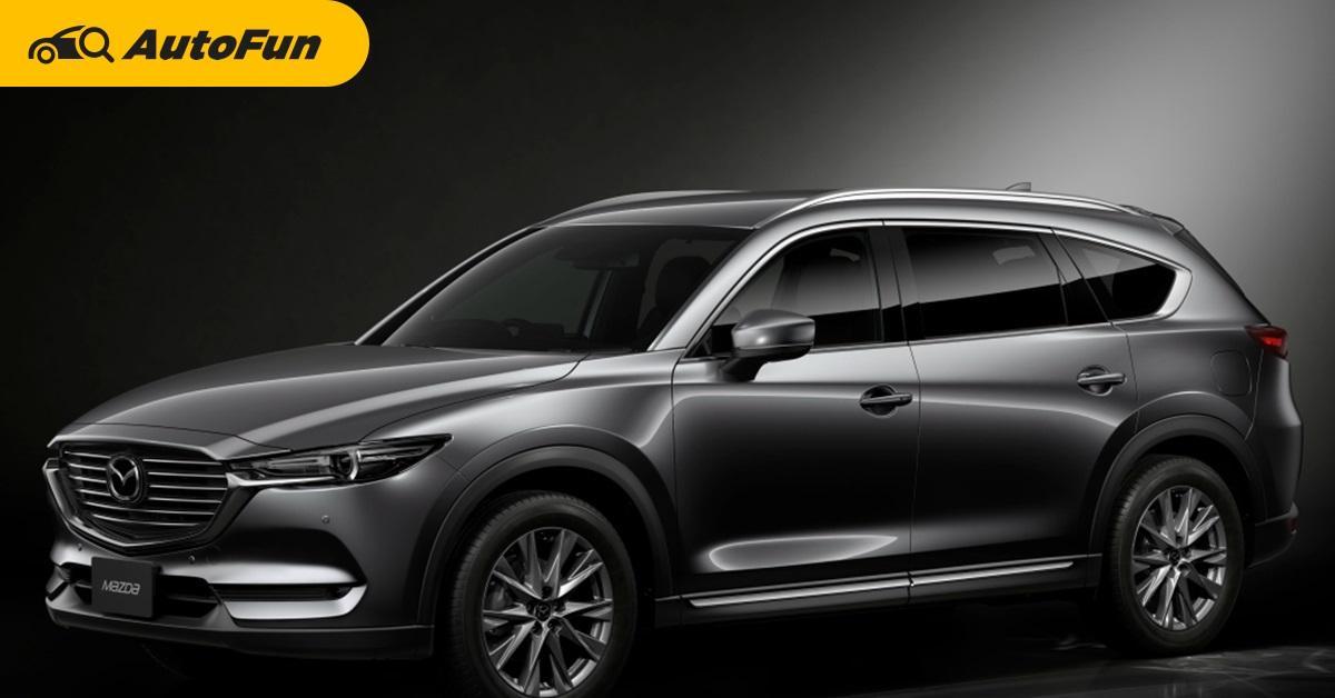 Mazda CX-8 ลด 200,000 เหลือผ่อนเท่าไหร่ คุ้มค่ามั้ย 01