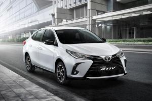 เทียบสเปก 2020 Toyota Yaris Ativ Sport Premium วัดมวย 2019 Nissan Almera VL CVT