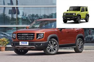 ใครจอง 2020 Suzuki Jimny ไม่ทัน ควรรอลุ้น 2021 Haval Big Dog แรงดีแถมถูกกว่า!