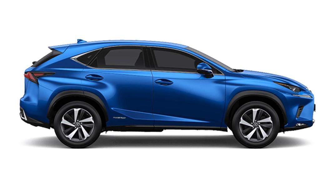 Lexus NX Public 2020 Exterior 005