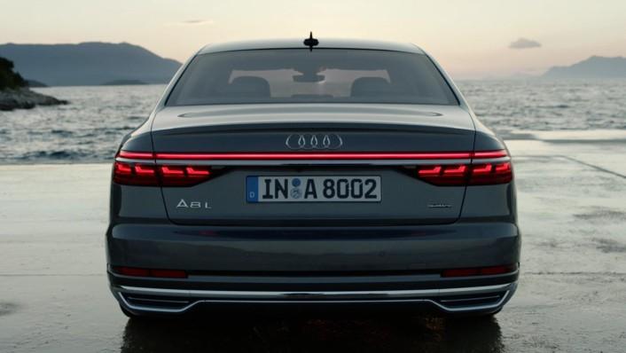 Audi A8 L 2020 Exterior 005