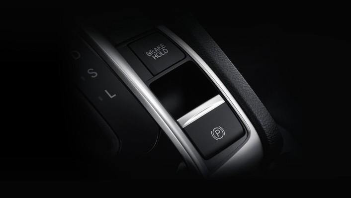 Honda Civic 2020 Interior 007