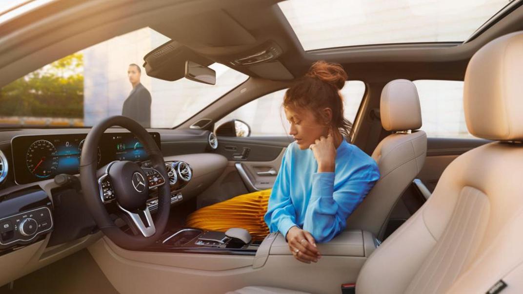 Mercedes-Benz A-Class Public 2020 Interior 003