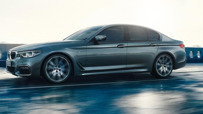 BMW 5-Series-Sedan 2020 Exterior 002