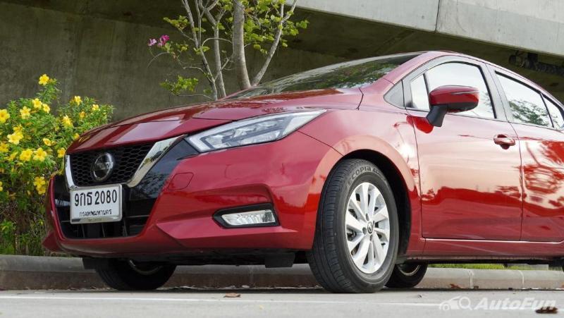 ทำไมเรารู้สึกว่า Nissan Almera ควรจะขายดีกว่านี้? 02
