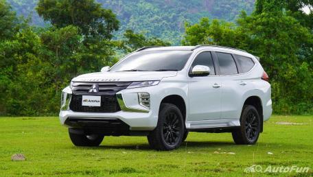 รูปภาพ Mitsubishi Pajero Sport