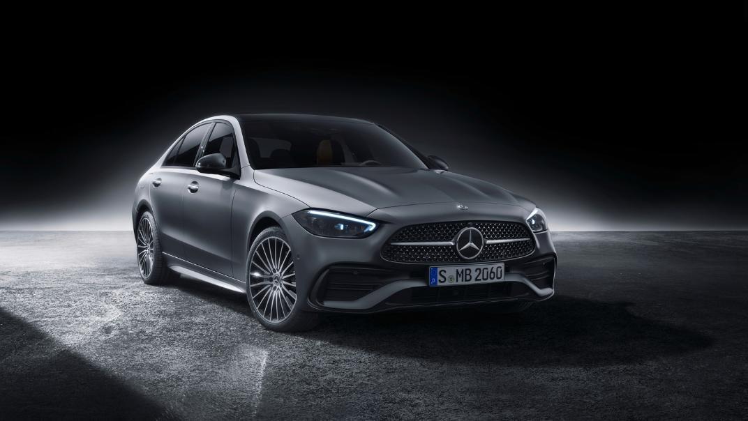 2021 Mercedes-Benz C-Class W206 Upcoming Version Exterior 003